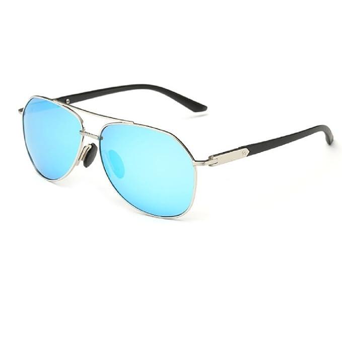 O-C 0 Hombres de tendencia de moda gafas de sol polarizadas ...