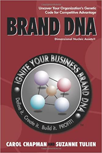 Brand DNA: Uncover Your Organization's Genetic Code for ...