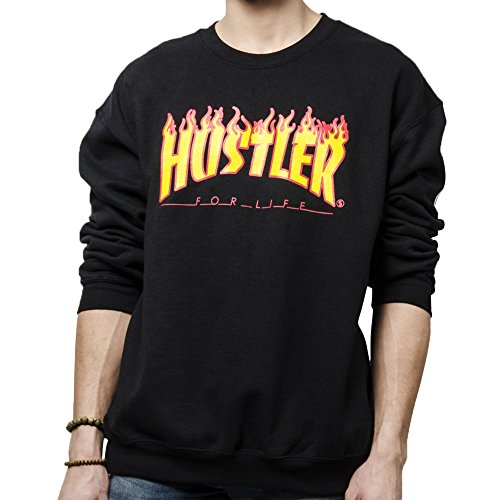 Men's Graphic 'Hustler' - Sweatshirt Hustler