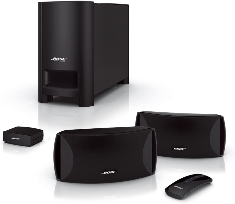 Amazon.com: Bose CineMate Series II Digital Home Theater Speaker System  (Discontinued by Manufacturer): Home Audio & TheaterAmazon.com