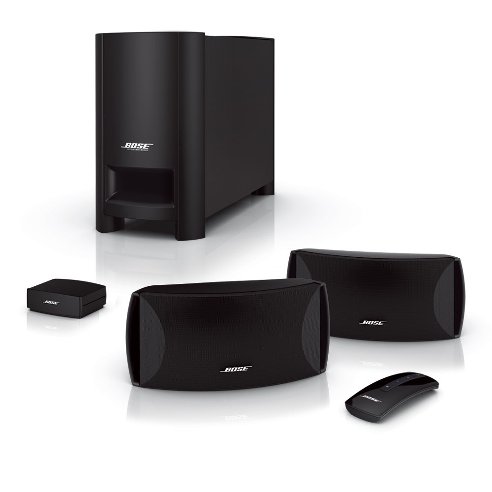 Amazon.com: Bose CineMate Series II Digital Home Theater Speaker System  (Discontinued by Manufacturer): Home Audio & Theater