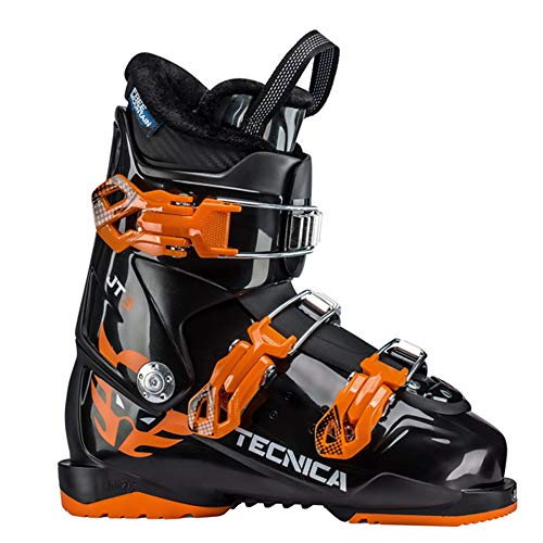 Tecnica JT 3 Jr Ski Boot 2019 Black 205 ()