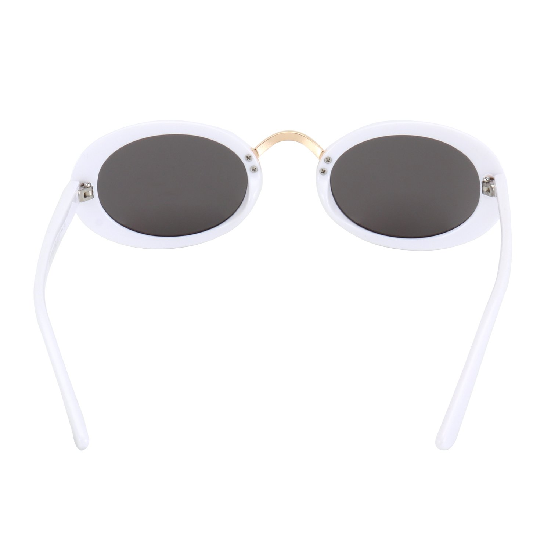 Amazon.com: Royal niña Clout anteojos Oval Vintage retro Mod ...