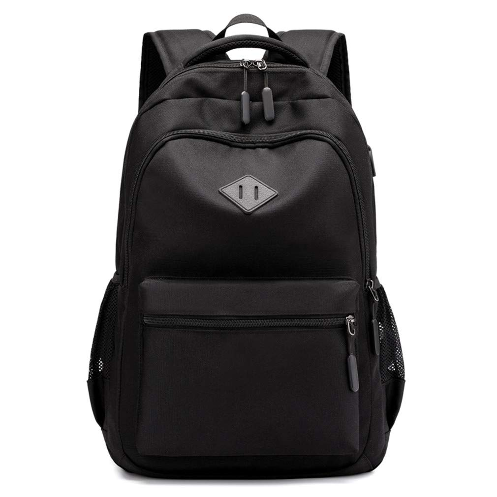 Amazon.com: Laptop Backpack Women Men External Usb Charge Backpacks School Waterproof Travel Bags: Clothing