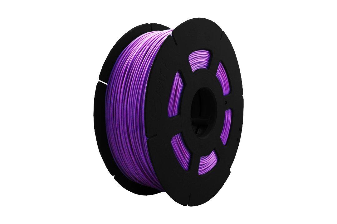 Impresora 3d 1 kg Filamento rollo PLA de 1,75 mm en púrpura (B ...