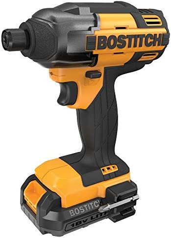 Bostitch BTC441LB 1 4 Hex Chuck Impact Driver Kit