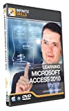 Software : Learning Microsoft Access 2010 Tutorial DVD - Training Video