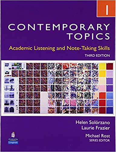 Contemporary topics 1 academic listening and note taking skills contemporary topics 1 academic listening and note taking skills 3rd edition 3rd edition fandeluxe Choice Image