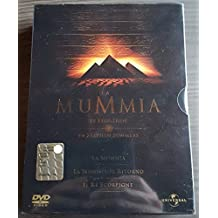 la mummia (5dvd) box set dvd Italian Import