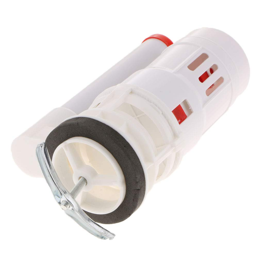 Multi B Blesiya Adjustable Bathroom WC Toilet Replacement Parts Flush Valve for Most Toilets 20cm