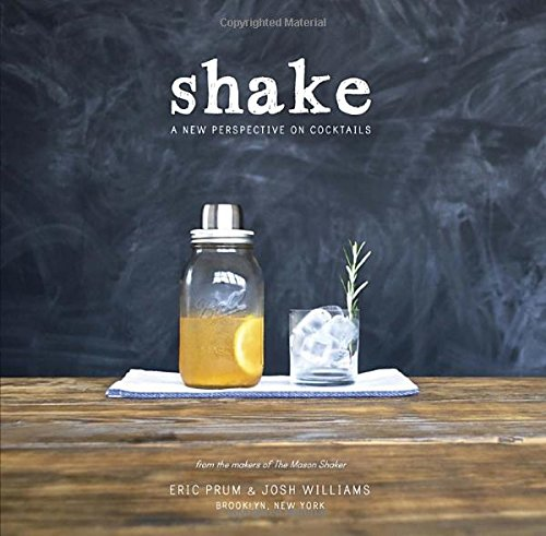 Shake: A New Perspective on (Summer Cocktail Recipes)
