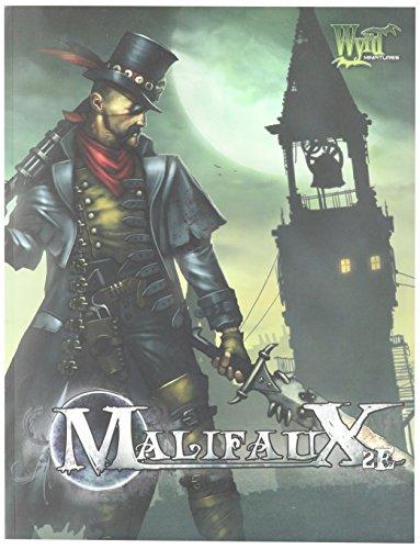 Wyrd Miniatures Malifaux Rule Book Kit (Cd Miniature Player)
