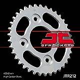 JT Front Sprocket JTF259 15 Teeth fits Honda CG125 W 01