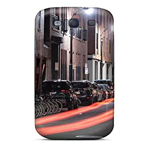 Faddish Phone Night Lights Case For Galaxy S3 / Perfect Case Cover