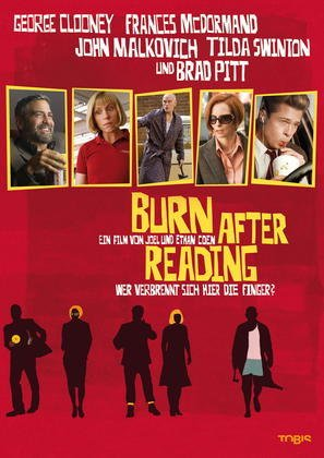 Burn After Reading Film