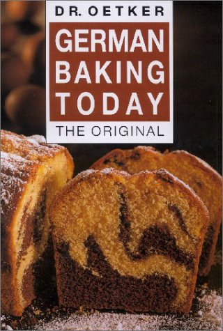 German Baking today. The Original.