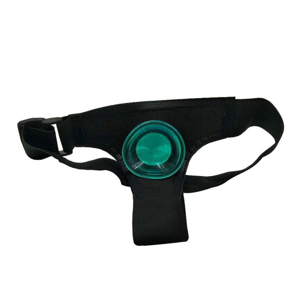 Exercise & Fitness Hollow Strap On Male Strap On Hollow Adjustable Belt Green for Women Couples