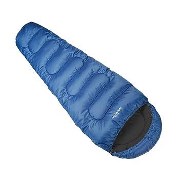 boutique pour officiel gamme de couleurs exceptionnelle coût modéré Lichfield SBGTRAIL O37163 Trail 250 Sac de couchage Bleu ...