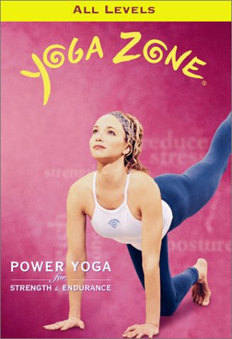 Yoga Zone: Power Yoga for Strength Reino Unido DVD: Amazon ...