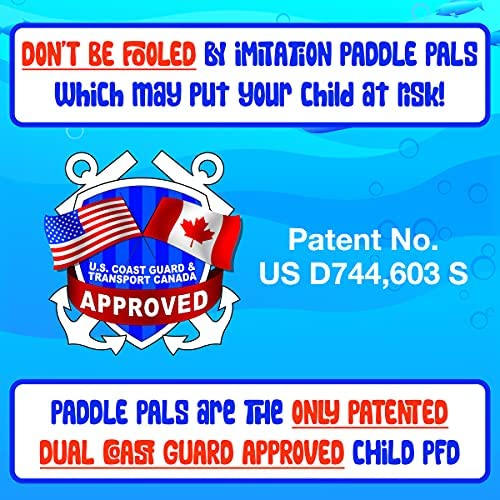 Body Glove Kids Paddle Pals Puddle Jumper Child 30-50 lbs Approved U.S.C.G