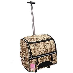 Transportin Carrito Perro 2 en 1 Mochila Carrito: Amazon.es: Productos para mascotas
