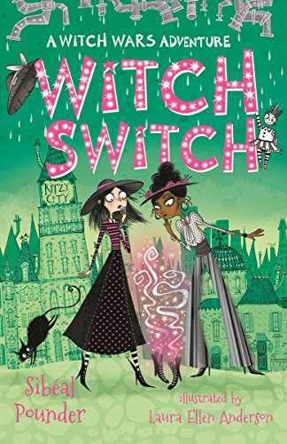 Witch Switch (Witch Wars Book 2)]()