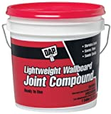 Dap 10114 1 Gallon Lightweight Wallboard Joint Compound, Model: 10114, Outdoor & Hardware Store