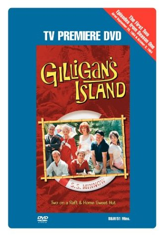Gilligan's Island - Two on a Raft & Home Sweet Hut (TV - Outlet The Hut