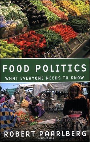 Food Politics: What Everyone Needs to Know: Amazon.es: Paarlberg, Robert: Libros en idiomas extranjeros
