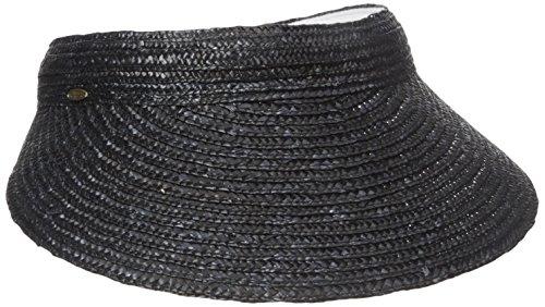 scala-womens-ewn-braid-visor-black-one-size