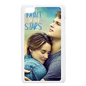 iPod Touch 4 Case White The Fault In Our Stars as a gift P4811738