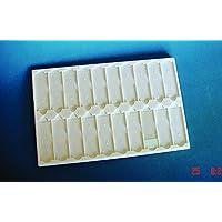 Hard Plastic Microscope Slide Tray