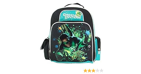 Amazon.com: GREEN LANTERN TODDLER BACKPACK - UNLIMITED POWER: Sports & Outdoors