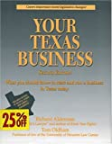 Your Texas Business, Richard M. Alderman and Tom Oldham, 0884150240