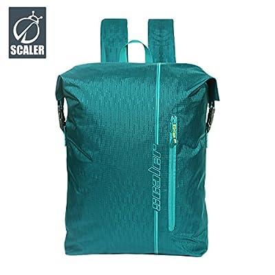 hongrun Kai Cisco Lok plein air new l'épaule Sac à dos pliable étanche double peau avec deux sacs