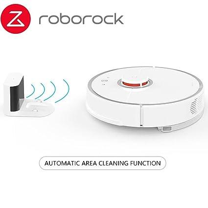 Roborock Xiaomi Smart MI Ⅱ Automatic Robot Vacuum Cleaner, 2in1 Sweep Mop LDS Bumper SLAM