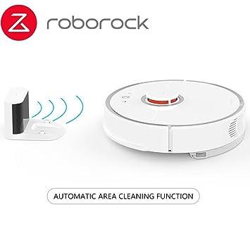 Roborock Xiaomi Smart MIC - Aspiradora de robot automática 2 en 1 Sweep Mop LDS parachoques