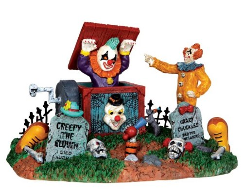 Lemax (Halloween Jack In The Box)