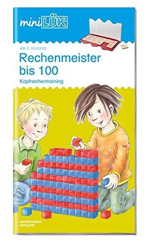 miniLÜK: Rechenmeister bis 100: Kopfrechentraining ab Klasse 2