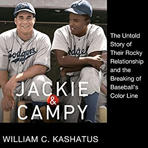 "Download Lamarr's latest AudioBook: ""Jackie and Campy: The Untold Story of Their Rocky Relationship and the Breaking of Baseball's Color Line"""