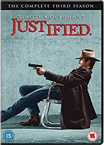 Justified - Season 3 - DVD