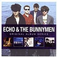 Echo & The Bunnymen - Album Se