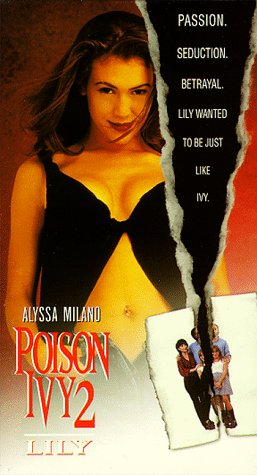 Poison Ivy 2: Lily [VHS] -  VHS Tape, Rated R, Anne Goursaud