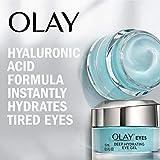 Olay Deep Hydrating Eye Gel with Hyaluronic Acid