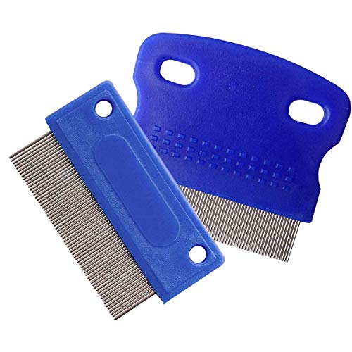zYoung Pet Tear Stain Remover Combs for Dogs Cat Comb