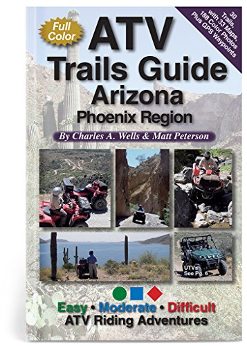 - ATV Trails Guide Arizona Phoenix Region