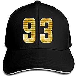 Pen Griffey 93 Trapsoul Tour Flexfit Baseball Cap Black