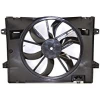 MAPM Premium CROWN VICTORIA 06-11 RADIATOR FAN SHROUD ASSEMBLY, w/ PWM
