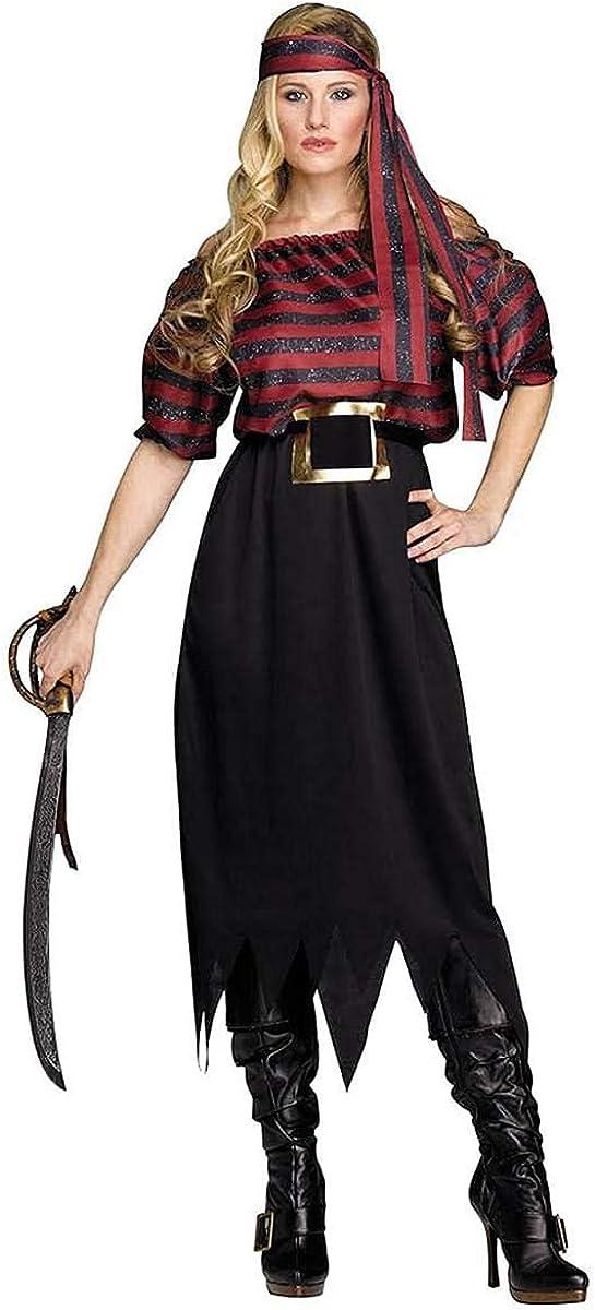 Fun World - Pirate Maiden Adult Costume
