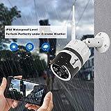 [2020 Upgrade] Outdoor Security Camera